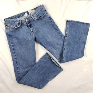 Lucky Brand Mid Rise Flare Size 12/31